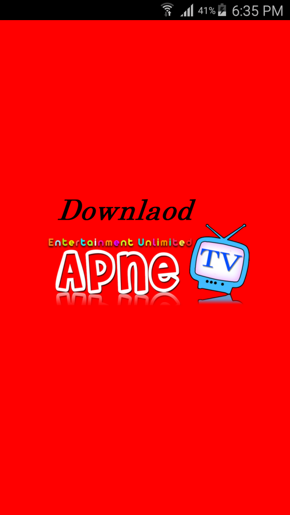 Download Apne TV